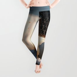 window on the wall Leggings