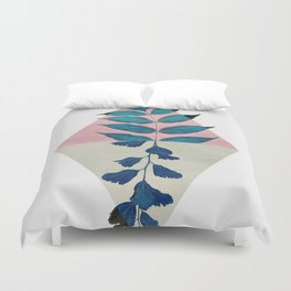 Geometry and Nature I Duvet Cover