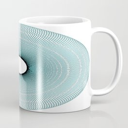 nicht der Rombus / not the Rombus   (A7 B0061) Coffee Mug