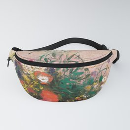 Summer has too short a lease Fanny Pack