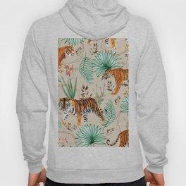 Tropical & Tigers Hoody