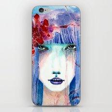 Beautiful Tomie iPhone & iPod Skin