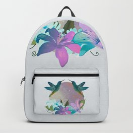 hummingbirds Backpack