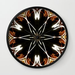 Your Love Lights Up The Night Wall Clock