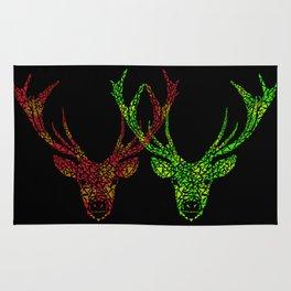 Love Deer  Rug