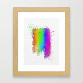 Proud You Framed Art Print