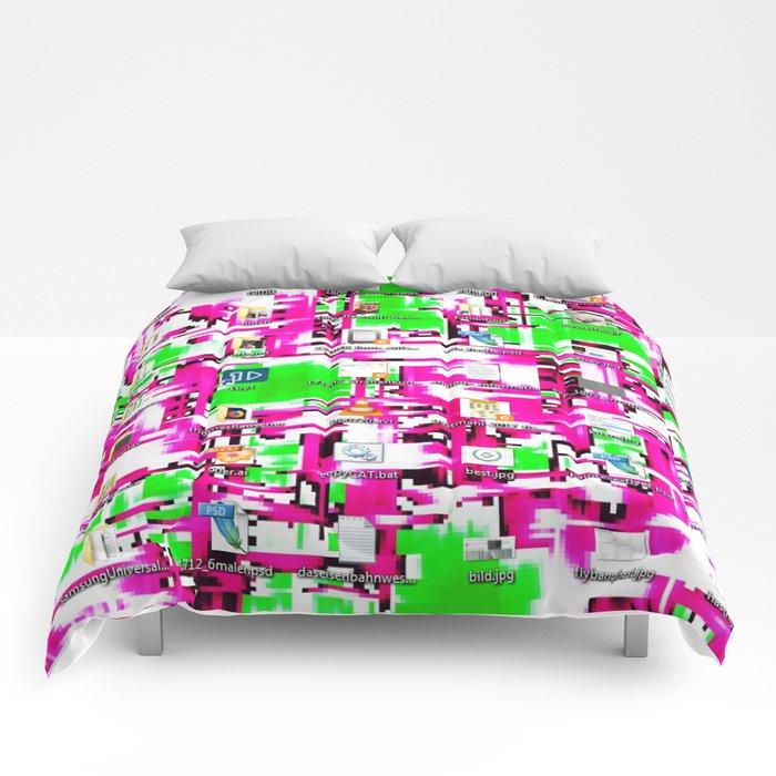 private screen Comforters
