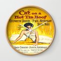 Vintage poster - Cat on a Hot Tin Roof by mosfunky