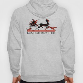 Lustige Blaetter (Funny pages) Hoody