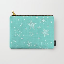 Star Doodles Carry-All Pouch