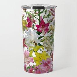 Lots of lilies to love! Travel Mug