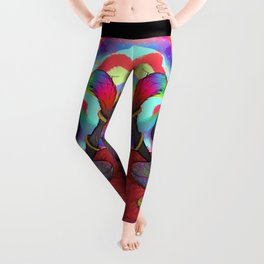 Psychedelic Happiness Leggings