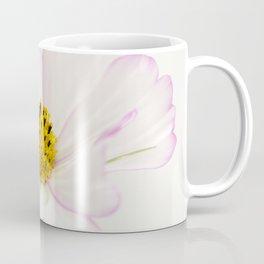 Sensation Cosmos White Bloom Coffee Mug