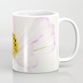 Sensation Cosmos White Bloom Coffee Mug
