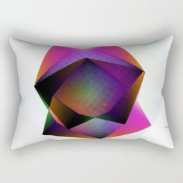 Papiroflexia Rectangular Pillow