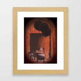 Tears In Vain Framed Art Print