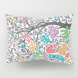 Fruit Of The Spirit (Full Color) Pillow Sham