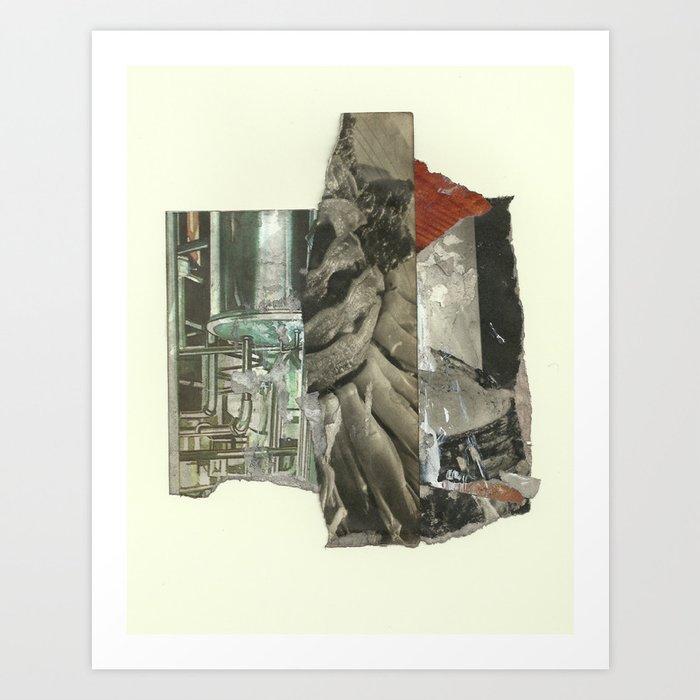 MINCE Art Print