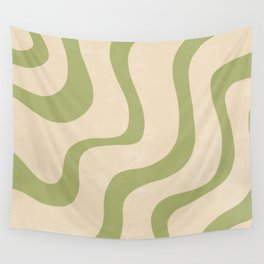 Abstract Minimal Pattern, Retro, Chic  Wall Tapestry