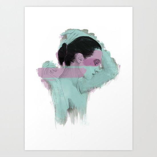 Gentle Little Time Art Print