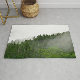 Misty Fjords  Rug