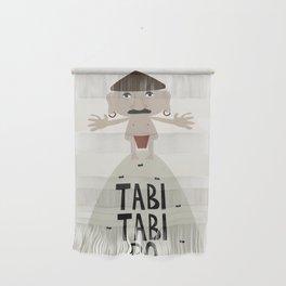 Tabi Tabi Po (Philippine Mythological Creatures Series) Wall Hanging