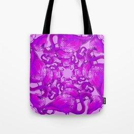 Flamingo Vector Tote Bag