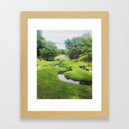 Innisfree Framed Art Print