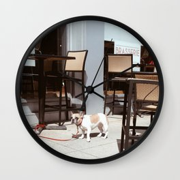 No. 9 Wall Clock