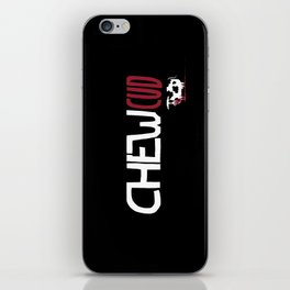 Chew Cud iPhone Skin
