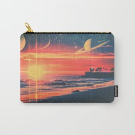 A Fax From the Beach Carry-All Pouch