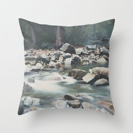a magical place ...  Throw Pillow