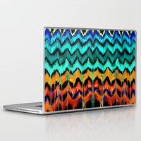 african Laptop & iPad Skins featuring African Essence by Holly Sharpe