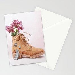 Shoe House Stationery Cards