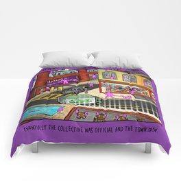 My Dream World Comforters