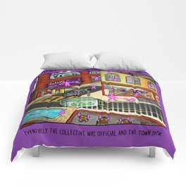 My Dream World Comforters