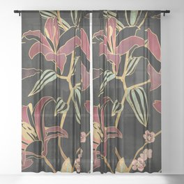 Lily Sheer Curtain