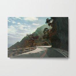 Provincial Highway 11 Metal Print