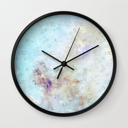 Little Ships Wall Clock
