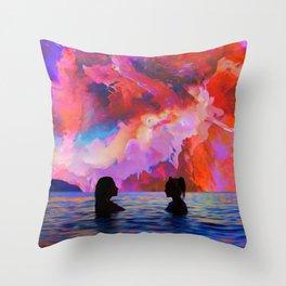 Héra Throw Pillow