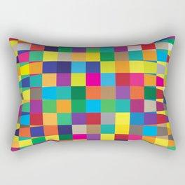 Geometric No. 4 Rectangular Pillow