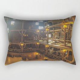 Old Faithful Inn, Yellowstone National Park Rectangular Pillow