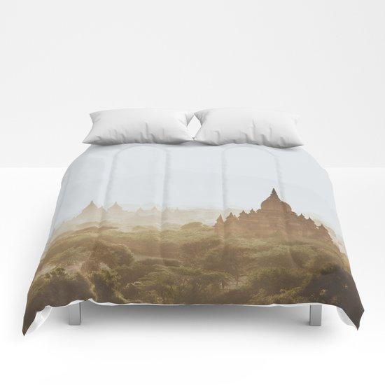 Bagan III Comforters