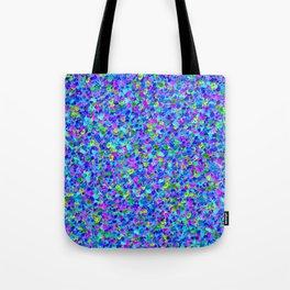 Pixel Fruit Tote Bag