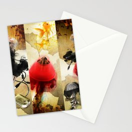 Jelly Killers Stationery Cards