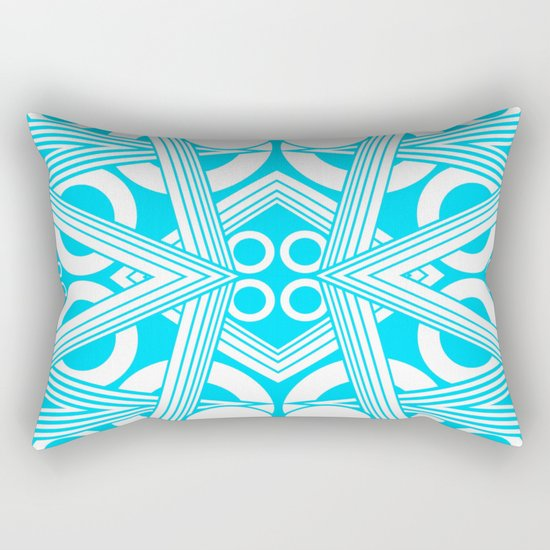 Welcome to the Jumble! Rectangular Pillow