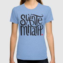 Slainte Mhath Gaelic toast T-shirt