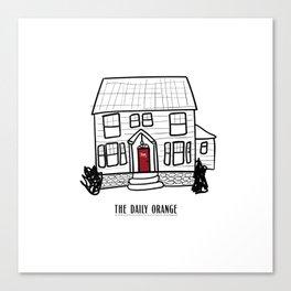 DO House Canvas Print