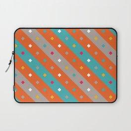 Confetti Stripes Laptop Sleeve