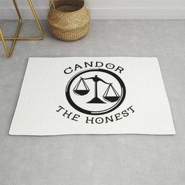 Divergent - Candor The Honest Rug
